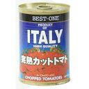 罐裝, 瓶裝 - 【BEST-1】 完熟カットトマト 400g 1缶 110円