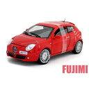 Alfa Romeo MiTo red 1/24 MOTOR MAX 3612円【 アルファ ロメオ スーパーカー モーターマックス ミト ミニカー 赤】【コン...