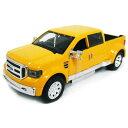 迷你車 - Ford Mighty F-350 yl Maisto 1/31 2686円 【 フォード マイティー イエロー 黄色 アメ車 トラック マイスト SUV ピックアップ 】【150722】【コンビニ受取対応商品】