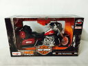 H-D 2013 FLHTK ELECTRA GLIDE ULTRA LIMITED 1/12 MAISTO 2408円 【 ハーレー ダビッドソン バイク ダ...