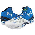"Under Armour Curry 2 ""HAIGHT STREET""メンズ Electric Blue/Midnight Navy/White アンダーアーマー カリー2 バッシュ ステフィン・カリー"