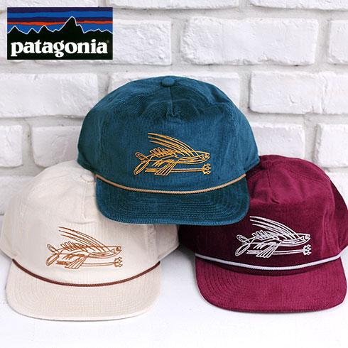 Trophy rakuten global market patagonia pinstripe flying for Patagonia fish hat