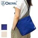 Orcival【オーチバル】キャンバス ショルダーバッグ Kid's【RC-7057 LCS】【楽ギフ_包
