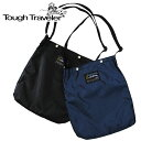 Tough Traveler【タフトラベラー】FB ショルダーバッグ【TT-0027】【楽ギフ_包装】【楽ギフ_メッセ入力】