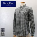 【20%OFF】 Gymphlex【ジムフレックス】ギンガムチェック BD L/Sシャツ Lady's【J-0872 GSC】【楽ギフ_包装】【楽ギフ_メッセ入力】