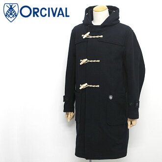 Orcival Melton long Duffle coat ( 8413 ) 20 Sierra