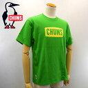 ショッピングチャムス CHUMS【チャムス】CHUMS Logo T-Shirt/チャムスロゴTシャツ Men's【CH01-1324】