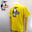 ショッピングチャムス CHUMS【チャムス】Booby Logo T-Shirt/ブービーロゴTシャツ Men's【CH01-1326】