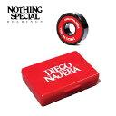 【2019-12月入荷】NOTHING SPECIAL(ナッシングスペシャル) DIEGO NAJERA ABEC9 BEARINGS ベアリング【スケートボード/スケボー/SKATEBOARD】