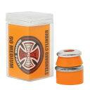 INDEPENDENT TRUCKS(インディペンデント・インディー) Genuine Parts Standard Cylinder (90a) Cushions Medium Orange Bush ブッシュゴム トラック2台分【スケートボード/SKATEBOARD】