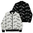 【セール/SALE-25】【2017SS】ZEPHYREN(ゼファレン)/RIB JKT -CocaCola- コカ・コーラコラボレーション リブジャケット