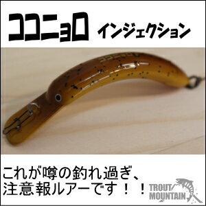 九重フィッシングリゾートココニョロインジェクション【45mm/約2.5g】