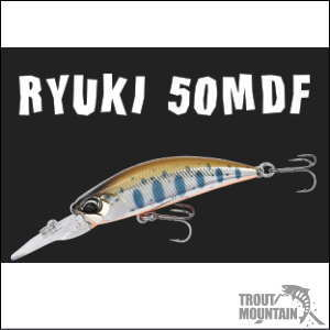 DUO【デュオ】SPEARHEADRYUKIリュウキ50MDF【50mm/3.4g】
