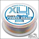 バリバスアバニ ジギング パワーブレイドPE x4(0.8号/MAX LB.15)【200m】