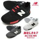 【送料無料】new balance ニューバランスMRL247 BC/CB