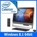 【新品】NEC VALUESTAR S バリュースター 液晶一体型 デスクトップパソコン VS370/SSB ファインブラック 21.5インチ / TVチューナー内蔵 / DVDスーパーマルチ / ★ PC-VS370SSB【smtb-TD】