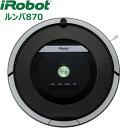 ★【国内正規品】iRobot アイロボット ルンバ870 ロボット掃除機 800シリーズ ピューターグレー Roomba870 掃除機 ルンバ870 R8700...