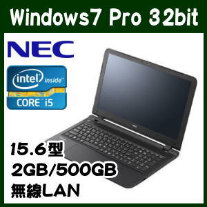 NECPC-VK17TFWD4SZMA4�Ρ��ȥΡ���PC�Ρ��ȥѥ�����Windows7Corei5DVD�����ѡ��ޥ���ɥ饤��̵��LAN
