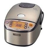 ★象印 NP-HF10-XA 炊飯器 IH炊飯ジャー 5.5合 極め炊き ステンレス プラチナ厚釜