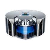 Dyson 360 eye RB01 ニッケル ブルー ロボット掃除機