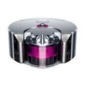 Dyson 360 eye RB01 ニッケル/フューシャ ロボット掃除機