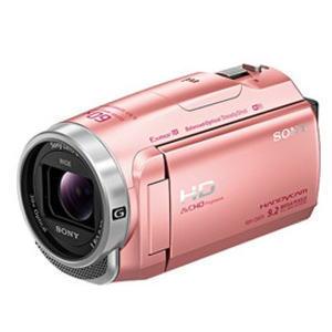 SONY HDR-CX675 PC ピンク デジタルHDビデオカメラレコーダー HDR-CX675/P HDRCX675