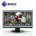 ★EIZO 液晶ディスプレイ EV2450-BK 60cm(...