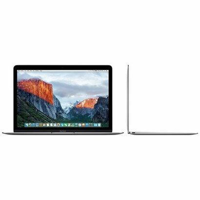 ☆ Apple アップル MacBook MLH82J/A スペースグレイ 12インチ Retinaディスプレイ SSD512GB 1200/...