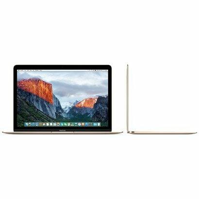 ☆ Apple アップル MacBook MLHF2J/A ゴールド 12インチ Retinaディスプレイ SSD512GB 1200/12 Int...