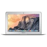 【02P03Dec16】 Apple アップル MacBook Air MMGF2J/A 13.3インチ SSD128GB 1600/13.3 Intel Core i5 マックブックエアー MMGF2JA