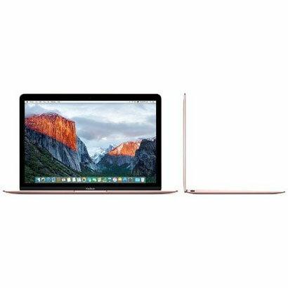 ☆ Apple アップル MacBook MMGM2J/A ローズゴールド 12インチ Retinaディスプレイ SSD512GB 1200/...