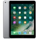 ★Apple アップル iPad 9.7インチ MP2F2J/A 32GB スペースグレイ Retinaディスプレイ Wi-Fiモデル アイパッド 2017年春モデル MP2F2JA