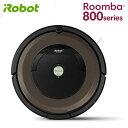 iRobot アイロボット ルンバ890 ロボット掃除機 800シリーズ ピューター ブラウン系 Roomba890 R890060本体 全自動掃除機 Wi-Fi対応 ルンバ890 ルンバ890