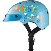 ブリヂストン(BRIDGESTONE) コロン キッズヘルメット CHCH4652 ライトブルー