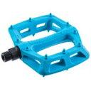 DMR ペダル V6 Plastic Pedal Cro-Mo Axle Blue