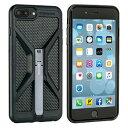 ショッピングiphone7 TOPEAK(トピーク) ライドケース (iPhone 7Plus用) 単体 BLK 【自転車用品】【メーカー純正品】【正規代理店品】
