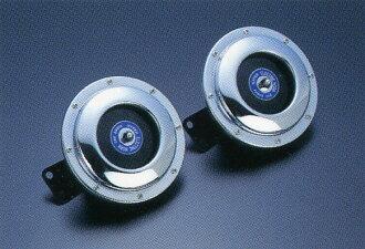 被處理的歐洲的設計的電子喇叭按鈕日期建超級電喇叭按鈕12V供優質的鍍鉻使用