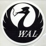 WALステッカー 150φ