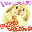 かわいいウサギ型マウスパッド ロビー [ヘンリーキャットHenryCats&Friends]【DM便(旧メール便)・ネコポス・ゆうパケット対応】【RCP】【はこぽす対応商品】【コンビニ受取対応商品】【wsp10x】 532P15May16