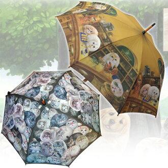 장 우산 ♪ 고양이 시리즈에서 모두 2 종류 [헨리 캣 HenryCats&Friends]