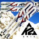2点セット ケーツー カービングスキー K2 APACHE KLASSIK メンズ ロッカー 167cm 金具付き【送料無料】【RCP】【wsp10x】【メール便不…