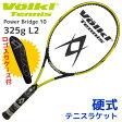 フォルクル(Volkl) 硬式テニスラケット Power Bridge 10 325g L2【コンビニ受取対応商品】