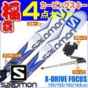 【スキー福袋】SALOMON (サロモン) スキー4点セット...
