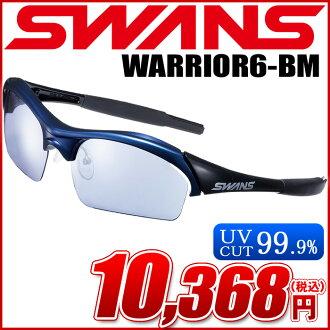 SWANS swans sunglasses WARRIOR6-BM WA6-0714 BKBL ◇ WARRIOR6 ◆ m