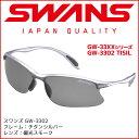 【楽天スーパーSALE割引対象商品】【アウトレット】スワンズ スポーツサングラス SWANS サングラス GW-3302 TISIL メンズ uvカット 偏…