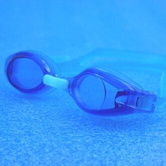 天鵝的天鵝 SJ 22N BL Jr 游泳護目鏡。