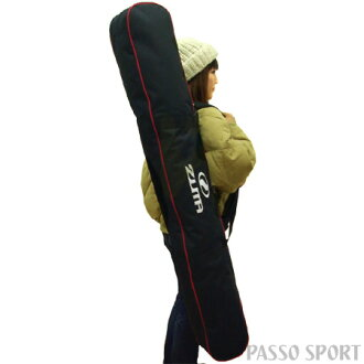 ZUMA ski case black 160cm ■ carving is most suitable for carrying around of skiiing! fs3gm