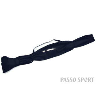 RIODELL ski case Black ♪ ideal for correspondence ★ carving ski storage up to 175 cm. fs3gm