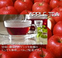 紅茶 フルーツティ「りんご紅茶」apple tea (100g) 蜜がたっぷりで甘みと酸味のバランスがやみつき【送料無料:メール便】