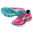 【アウトレット!】[ブルックス] BROOKS WOMEN GTS 14 (605) 1201511B605 レディース | ランニングシューズ | ジョギング トレーニング | 軽量 クッション性 | ブランド 人気 | ピンク(小さいサイズ)(大きいサイズ)
